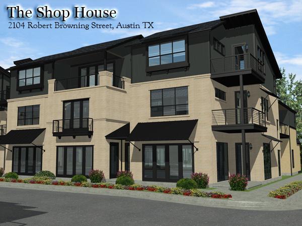 Cool The Shop House Mueller Mueller Austin Texas Interior Design Ideas Oteneahmetsinanyavuzinfo